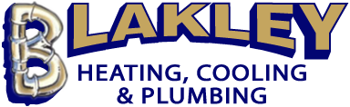 Blakley Heating, Cooling & Plumbing Logo